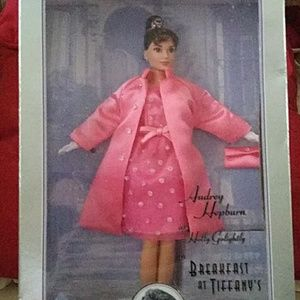 Audrey Hepburn as Holly Golightly